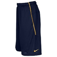 ナイキ メンズ 野球 ボトムス・パンツ【Nike Team Sideline Fly XL 5.0 Shorts】College Navy/Sundown