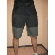 【30%OFF】≪一万円以上で送料無料≫【11 SPRING HURLEY】 84 LOWRIDER BLOCK PARTY SHORT PANTS BLK 【32】 MW606LBP