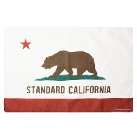 (スタンダードカリフォルニア)STANDARD CALIFORNIA SD California Flag Big Bandana