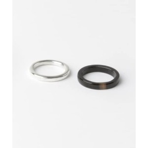 ★dポイントが貯まる★【URBAN RESEARCH Sonny Label(アーバンリサーチサニーレーベル)】on the sunny side Horn Double Ring...