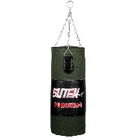 60-80cm Boxing Training Sandbag Hanging Empty Kick Punch Bag