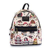 Loungefly x Star Wars Tattoo Flash Mini Backpack