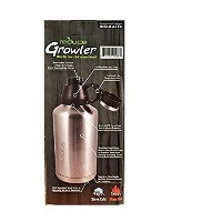 Reduce 64oz Stainless Steel Growler-Silver by Reduce