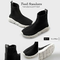 【SOON 新作】【送料無料】feed sneakers!韓国子供服 韓国 子供服 キッズ ジュニア 男の子 女の子 16cm 17cm 18cm 19cm 20cm 21cm 22cm 23cm 靴