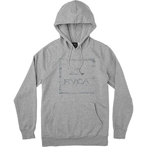 RVCA Va All the Way Impression Pullover Hoodie Athletic M パーカー 並行輸入品