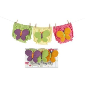 Butterfly Bloomers For Fluttering Bums (6-12 months) by Baby Aspen