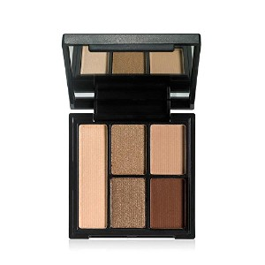 e.l.f. Clay Eyeshadow Palette Nearly Nudes (並行輸入品)