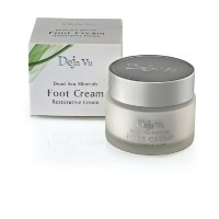 Deja Vu Dead Sea Foot Cream by Dejavu