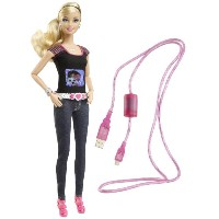 バービーBarbie Photo Fashion Doll 輸入品 X7738