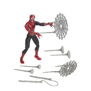 Web Blast Spider-man with dual web shooters