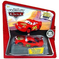 Disney / Pixar CARS Movie 1:55 Die Cast Story Tellers Collection Smell Swell Lightning McQueen by...