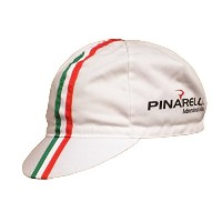 Bella Capo Pinarello Italy Cap, White by Bella