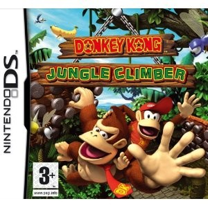 DS DONKEY KONG JUNGLE CLIMBER (海外版)