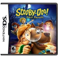 DS SCOOBY DOO! FIRST FRIGHTS (海外版)
