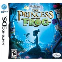 DS THE PRINCESS AND THE FROG (海外版)