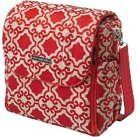 Petunia Pickle Bottom Boxy Backpack Diaper Bag in Persimmon Spice by Petunia Pickle Bottom