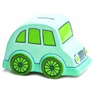 Zutano Road Trip Toy Bank by Nat and Jules