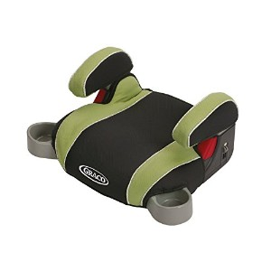 Graco Backless Turbobooster Car Seat, Go Green by Graco [並行輸入品]