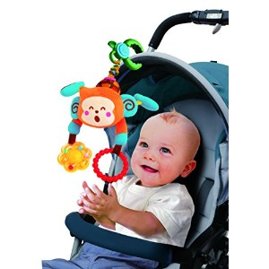 Baby Toys - B Kids - Pull 'n Rattle Stroller Toy Bobee Games Kids New 004657