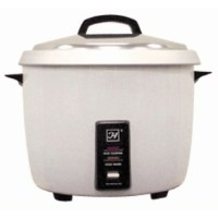 Commercial 30Cup Electric Rice Cooker and Warmer by AmGood