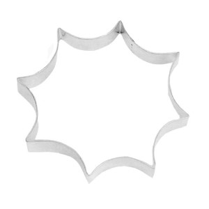 CK Products 4.5 Inch Spiderweb Cookie Cutter by CK Products