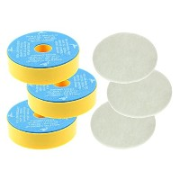 first4spares Washable PreモーターフィルターとPostモーターフィルタキットfor Dyson dc19dc20dc29Vacuum Cleaners各の( 3)