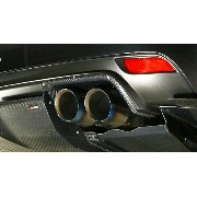 VARIS バリス EXTREMOR IMPREZA GRB STi '09Version CARBON HEAT SHIELD VASU-075