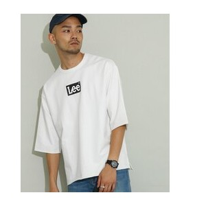 DOORS Lee×DOORS-natural- LEE LOGO T-SHIRTS【アーバンリサーチ/URBAN RESEARCH メンズ Tシャツ・カットソー 18 WHITE ルミネ...