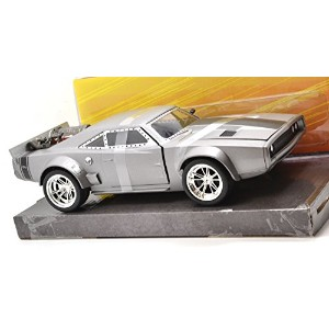 """JadaTOYS 1:24SCALE """"THE FAST AND THE FURIOUS""""FAST 8 ワイルド・スピード ICE BREAK """"Dom's ICE CHARGER"""" ジェイダトイズ..."""