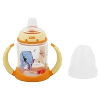 NUK Disney Winnie The Pooh Learner Cup with Silicone Spout, 5-Ounce by Disney
