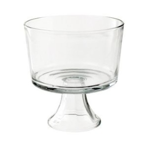 Anchor Hocking Trifle Bowl by Anchor Hocking