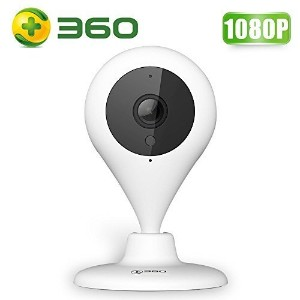 360 Smart Camera 1080P HD Mini WIFI Security Home Camera Surveillance Indoor Wireless IP Camera 1920