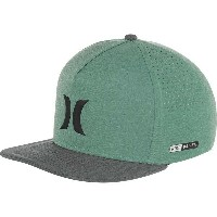 ハーレー メンズ 帽子 アクセサリー Hurley Dri-Fit Icon Snapback Hat Dark Atomic Tl