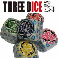 THREEDICE,スリーダイス,ワックス●DICE WAX(base,tropical,warm,cool,cold)