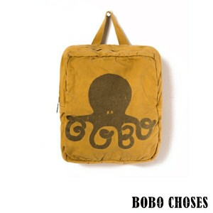 《BOBO CHOSES/ボボショセス》School Bag Octopus