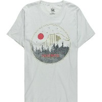 パークスプロジェクト メンズ Tシャツ トップス Parks Project Yosemite Mod Dome Short-Sleeve T-Shirt - Men's Smoke