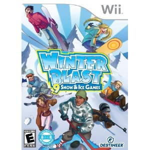 Winter Blast Snow & Ice / Game