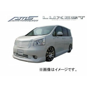 AMS/エーエムエス LUXEST luxury & exective style ルーフウイング 塗装済み品 ノア(G・X・YY) ZRR70/75G 2007/6〜