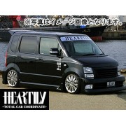 HEARTILY/ハーテリー V-LUX series サイドステップ ワゴンR MH21