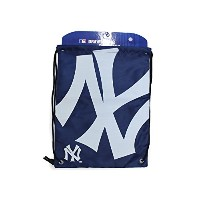(フォーエバーコレクティブルス) FOREVER COLLECTIBLES NEW YORK YANKEES 【RETRO DRAWSTRING KNAPSACK/NAVY】 ニューヨーク...