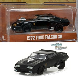 """GREENLIGHT 1:64SCALE HOLLYWOOD """"1973 FORD FALCON XB - LAST OF THE V8 INTERCEPTORS SERIES 16 グリーンライト..."""