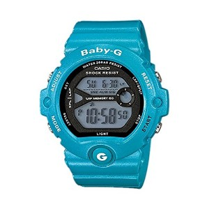 腕時計 カシオ Casio Baby-G Lap Memory Blue LTD BG6903-2CR【並行輸入品】