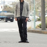SUNNY SPORTS(サニースポーツ) CHILDEN SHAWL CARDIGAN