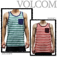 VOLCOM タンクトップ SUBMISSIONS PKT TANK ■DL