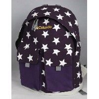 ≪1万円以上送料無料≫【Columbia 】 Kousa 18 BagPack 【UW Purple Star】 PU7065-559