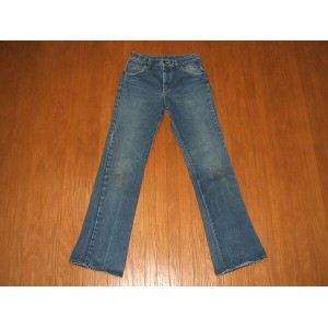Lee(リー) 古着200-0341ブーツカット 1970年代 MADE IN USA(アメリカ製) W30×L32