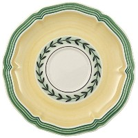 Villeroy & BochフレンチガーデンFleurence after-dinner Cup Saucers [セットof 2 ]