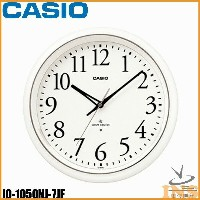 CASIO(カシオ) 掛時計 IQ-1050NJ-7JF 【TC】[HD]【●2】