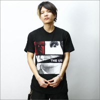 ◎THE USED Tシャツ COLLAGE FACE 黒