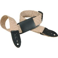 Levy's レビース / Polypropylene Youth Guitar/Ukulele Strap M8PJ-Tan / Moveable Leather Pad